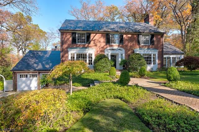 10 Hillbury Rd, Essex Fells Twp., NJ 07021 (MLS #3610425) :: SR Real Estate Group