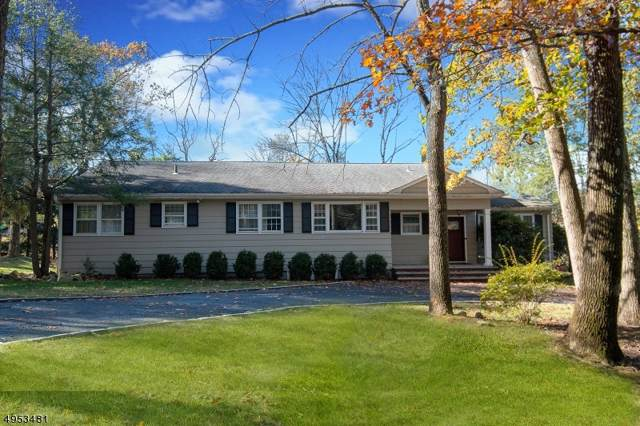 105 Great Hills Rd, Millburn Twp., NJ 07078 (MLS #3610427) :: The Sue Adler Team