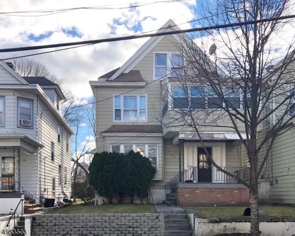 253 Burgess Pl, Clifton City, NJ 07011 (MLS #3610459) :: Pina Nazario