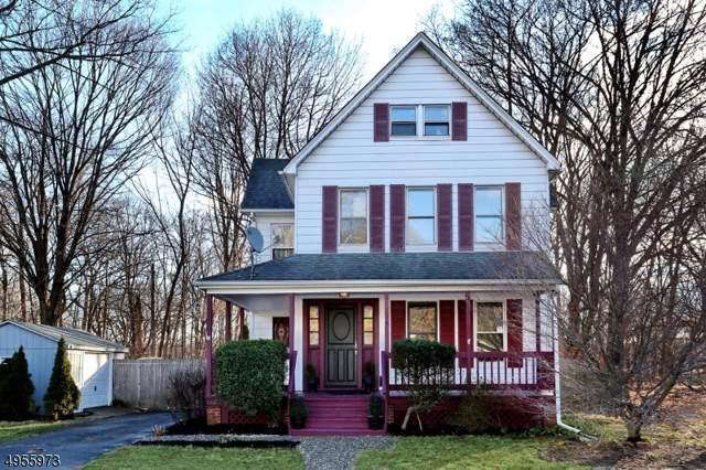 154 Princeton Ave, Wharton Boro, NJ 07801 (MLS #3610461) :: The Debbie Woerner Team
