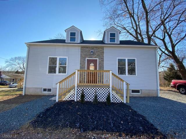 10 Terrace St, Washington Boro, NJ 07882 (MLS #3610482) :: Coldwell Banker Residential Brokerage