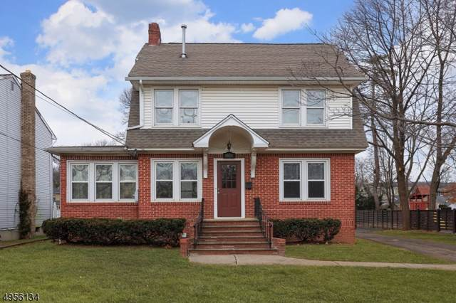 1935 Mountain Avenue, Unit 1 #1, Scotch Plains Twp., NJ 07076 (MLS #3610602) :: The Karen W. Peters Group at Coldwell Banker Residential Brokerage