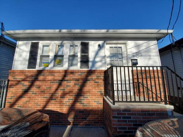 298 Clendenny Ave, Jersey City, NJ 07304 (MLS #3610673) :: The Sikora Group