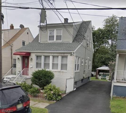 682 E 31St St, Paterson City, NJ 07513 (MLS #3610705) :: The Debbie Woerner Team