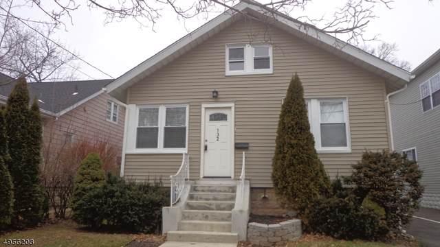 132 Hillcrest Ave, Cranford Twp., NJ 07016 (MLS #3610768) :: The Dekanski Home Selling Team