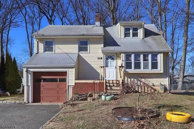 318 Retford Ave, Cranford Twp., NJ 07016 (MLS #3610799) :: The Dekanski Home Selling Team