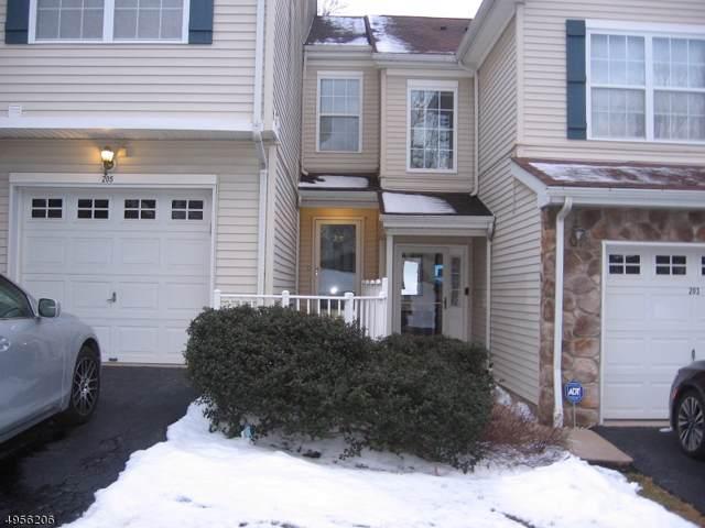 205 Boulder Ridge Dr, Randolph Twp., NJ 07869 (MLS #3610800) :: William Raveis Baer & McIntosh