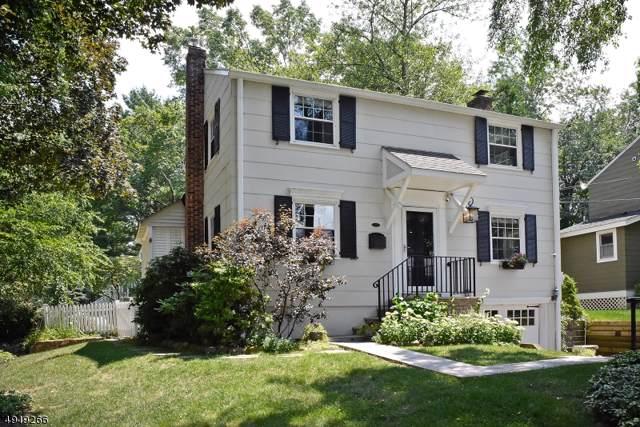 30 Roosevelt Ave, Chatham Boro, NJ 07928 (MLS #3610807) :: The Sikora Group