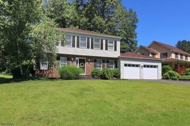 4 Castaby Way, Parsippany-Troy Hills Twp., NJ 07878 (MLS #3610824) :: The Douglas Tucker Real Estate Team LLC