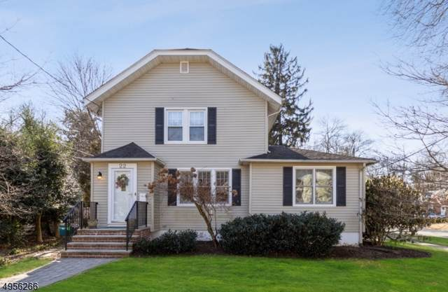 22 W End Ave, Florham Park Boro, NJ 07932 (MLS #3610891) :: SR Real Estate Group