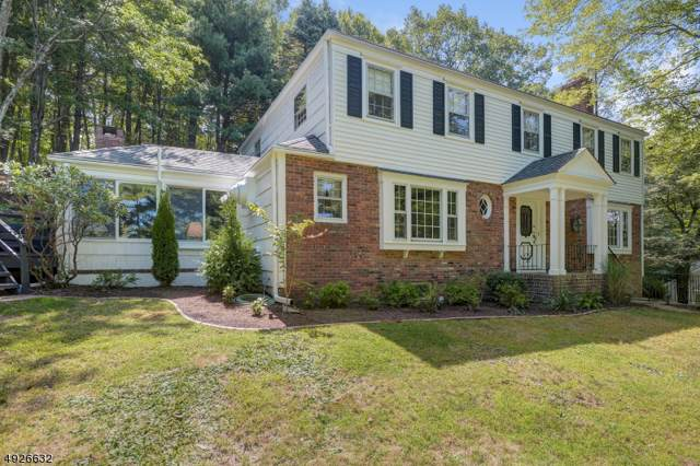 6 Harvey Ct, Morris Twp., NJ 07960 (MLS #3611037) :: SR Real Estate Group