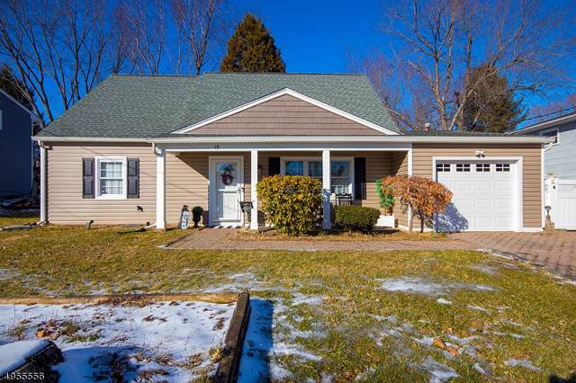 15 Bordeaux Dr, Mount Olive Twp., NJ 07836 (MLS #3611052) :: The Lane Team