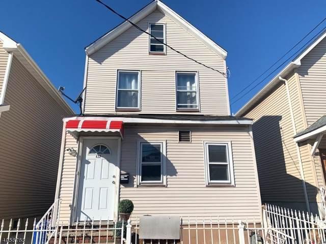 422 Henry St, Elizabeth City, NJ 07201 (MLS #3611099) :: Pina Nazario