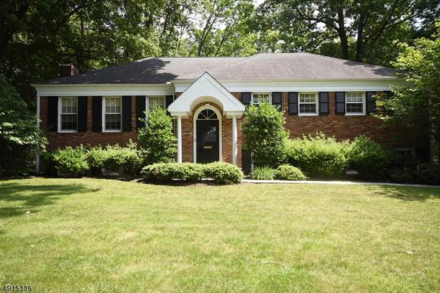24 Richard Dr, Millburn Twp., NJ 07078 (MLS #3611116) :: The Debbie Woerner Team