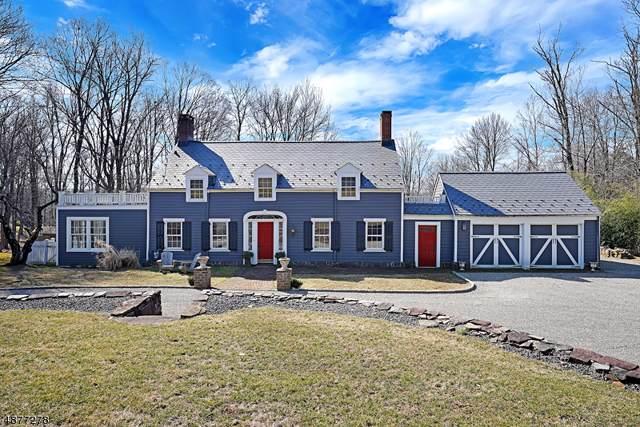 2020 Washington Valley Rd, Bridgewater Twp., NJ 08836 (MLS #3611139) :: Vendrell Home Selling Team