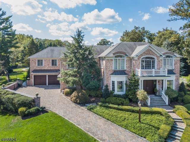 9 Sycamore Dr, Chatham Twp., NJ 07928 (MLS #3611153) :: The Sikora Group