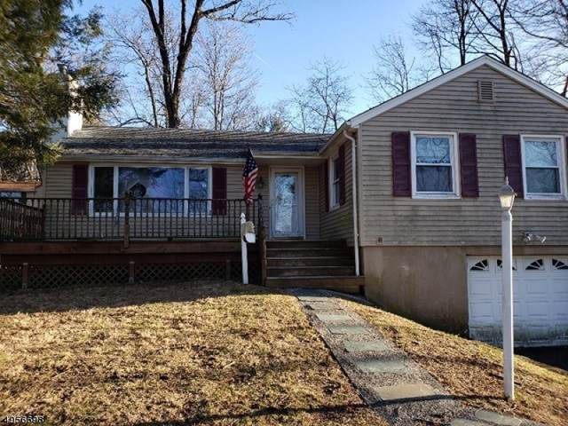 14 Tennis Ter, Sparta Twp., NJ 07871 (MLS #3611200) :: Vendrell Home Selling Team