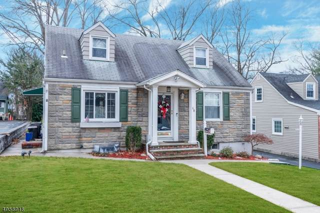 60 Columbus Ave, Hasbrouck Heights Boro, NJ 07604 (#3611206) :: NJJoe Group at Keller Williams Park Views Realty