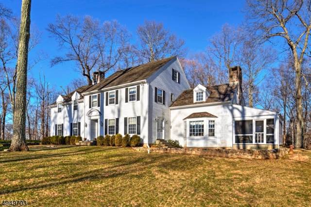 139 Post Kennel Rd, Bernardsville Boro, NJ 07931 (MLS #3611214) :: REMAX Platinum