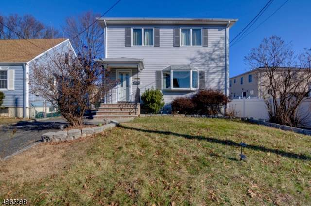 2675 Meister Ave, Union Twp., NJ 07083 (MLS #3611241) :: Vendrell Home Selling Team