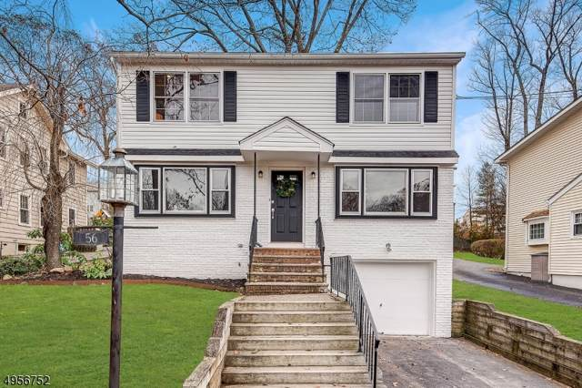 56 Ferndale Rd, North Caldwell Boro, NJ 07006 (MLS #3611248) :: William Raveis Baer & McIntosh