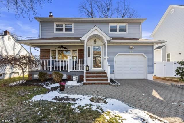 23 Charles St, Clark Twp., NJ 07066 (MLS #3611282) :: The Dekanski Home Selling Team