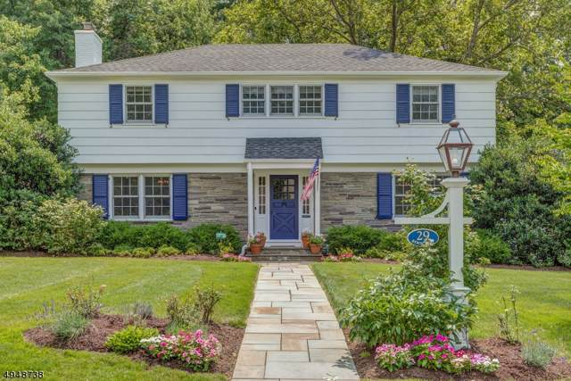 29 Byron Rd, Millburn Twp., NJ 07078 (MLS #3611289) :: Mary K. Sheeran Team