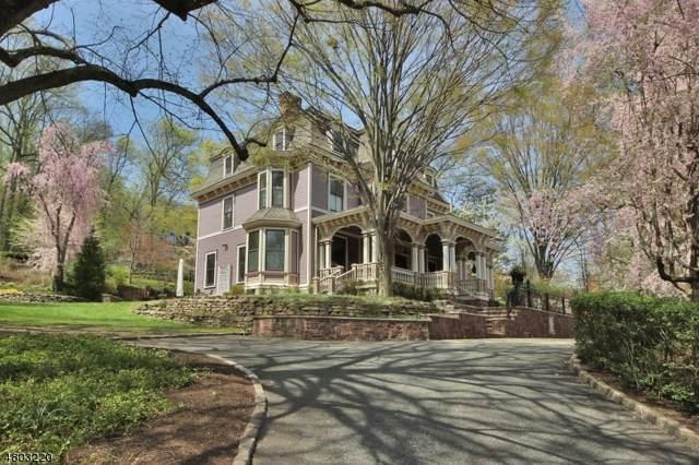176 S Mountain Ave, Montclair Twp., NJ 07042 (MLS #3611366) :: William Raveis Baer & McIntosh