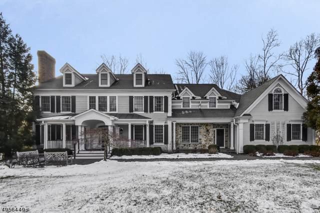 54 Edward Court, Bernards Twp., NJ 07920 (MLS #3611373) :: SR Real Estate Group