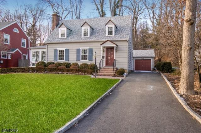198 Hillside Ave, Chatham Boro, NJ 07928 (MLS #3611381) :: SR Real Estate Group