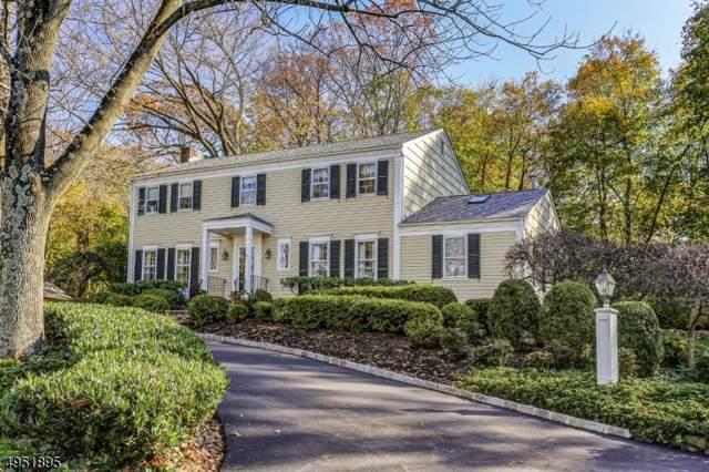 739 Fairmount Ave, Chatham Twp., NJ 07928 (MLS #3611404) :: SR Real Estate Group