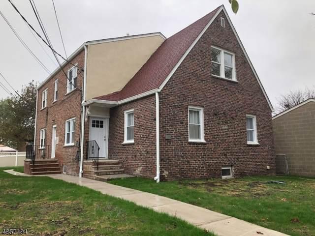 10 Kimball St, Belleville Twp., NJ 07109 (MLS #3611464) :: The Lane Team