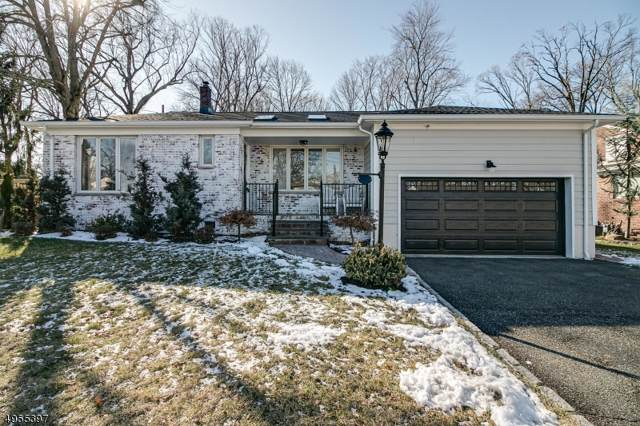 1 Craig Rd, Springfield Twp., NJ 07081 (MLS #3611544) :: The Dekanski Home Selling Team