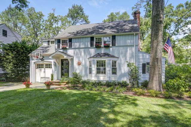 16 Edgewood Rd, Chatham Boro, NJ 07928 (MLS #3611567) :: SR Real Estate Group