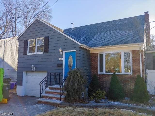 617 Livingston Rd, Linden City, NJ 07036 (MLS #3611601) :: The Dekanski Home Selling Team