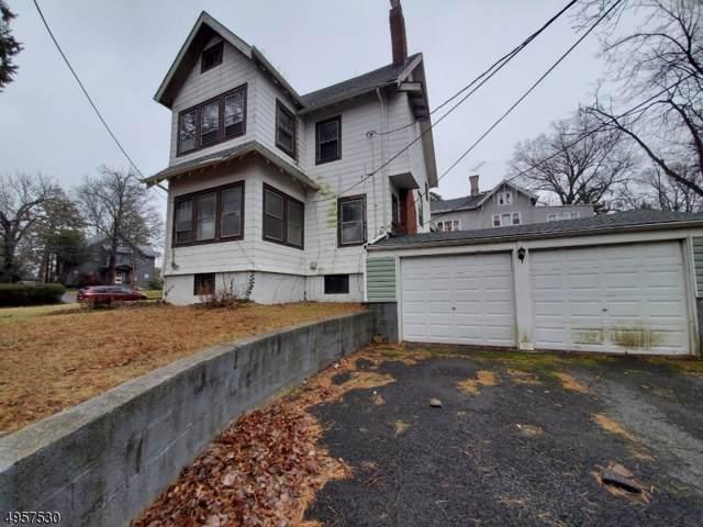 420 Tremont Ave, City Of Orange Twp., NJ 07050 (MLS #3611753) :: SR Real Estate Group