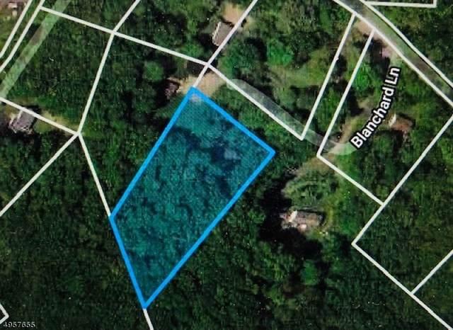 4 Blanchard Ln, Vernon Twp., NJ 07461 (MLS #3611863) :: SR Real Estate Group