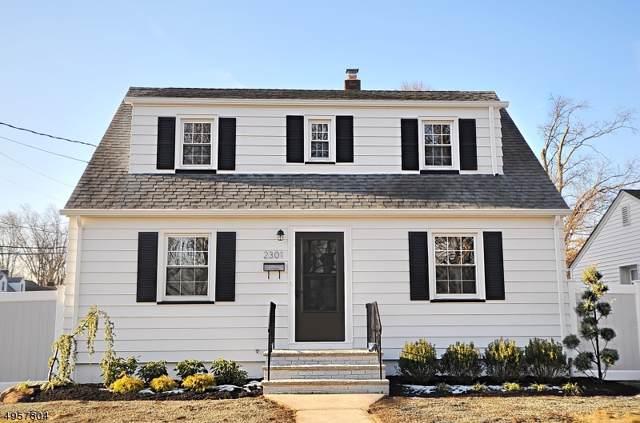 2301 Orchard Ter, Linden City, NJ 07036 (MLS #3612017) :: SR Real Estate Group