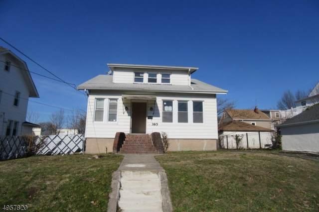 Address Not Published, Paterson City, NJ 07503 (MLS #3612035) :: William Raveis Baer & McIntosh