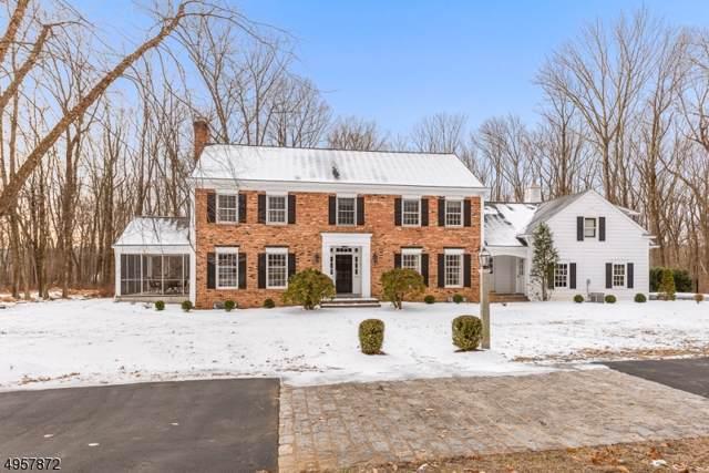 1 N Gate Rd, Mendham Twp., NJ 07945 (MLS #3612087) :: SR Real Estate Group