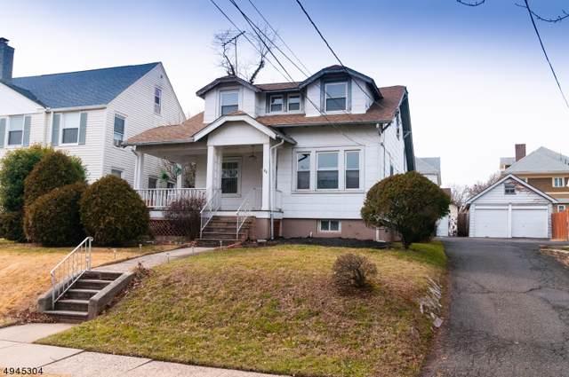 44 Princeton Rd, Elizabeth City, NJ 07208 (MLS #3612171) :: The Sue Adler Team