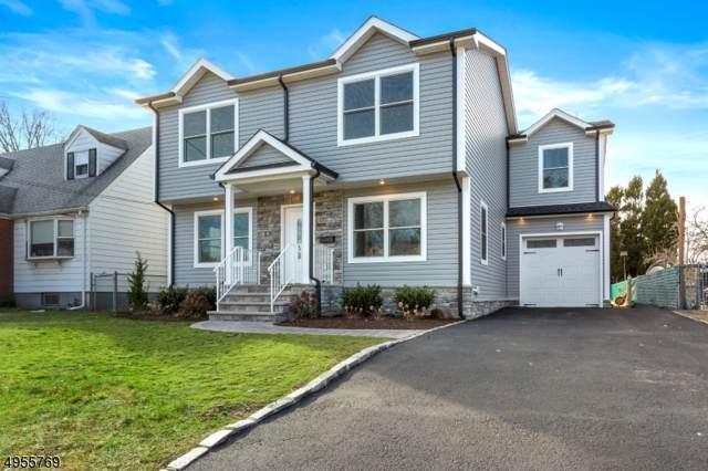 436 Rosetta Pl, Union Twp., NJ 07083 (MLS #3612237) :: SR Real Estate Group