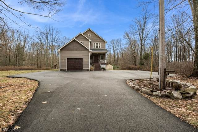 918 Possum Hill Rd, Stillwater Twp., NJ 07860 (MLS #3612239) :: The Sikora Group