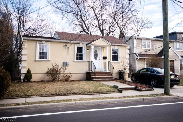 30 Delawanna Ave, Clifton City, NJ 07014 (MLS #3612256) :: William Raveis Baer & McIntosh