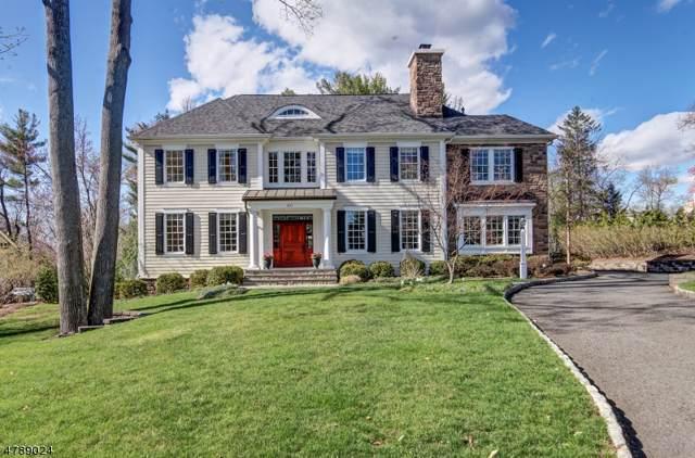 20 Overlook Rd, Chatham Twp., NJ 07928 (MLS #3612276) :: SR Real Estate Group