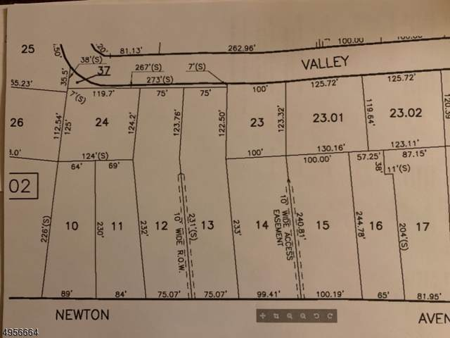 0 Valley Road, Sussex Boro, NJ 07461 (MLS #3612279) :: William Raveis Baer & McIntosh