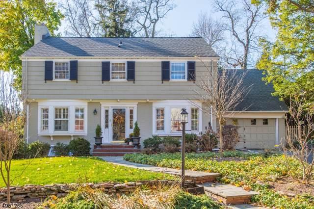 1 Tulip Ln, Millburn Twp., NJ 07078 (MLS #3612367) :: SR Real Estate Group