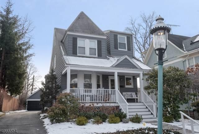 128 Prospect Pl, South Orange Village Twp., NJ 07079 (#3612398) :: Nexthome Force Realty Partners