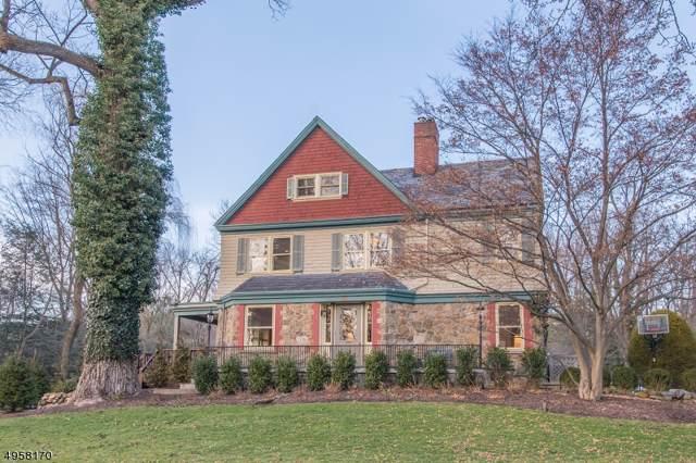 45 Crescent Pl, Millburn Twp., NJ 07078 (MLS #3612427) :: Zebaida Group at Keller Williams Realty