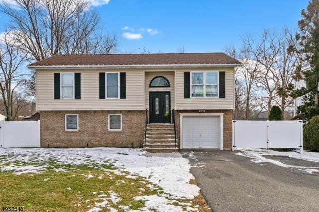 54 Reynolds Ave, Hanover Twp., NJ 07981 (MLS #3612542) :: SR Real Estate Group